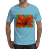 Orange Lily Mens T-Shirt