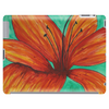 Orange Lily Tablet (horizontal)