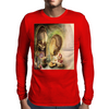 Orb Sisters Mens Long Sleeve T-Shirt