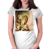 Orb Sisters Womens Fitted T-Shirt