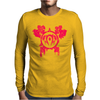 Orc Crest Mens Long Sleeve T-Shirt