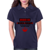 ORDER 66 - The Jedi Will Return Womens Polo