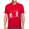 Oregon Bigfoot Mens Polo