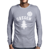 Oregon Mens Long Sleeve T-Shirt