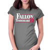 Original Maker of Fallon Timberlake Womens Fitted T-Shirt