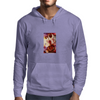 Original oil painting Mens Hoodie