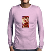 Original oil painting Mens Long Sleeve T-Shirt
