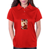 Original oil painting Womens Polo