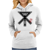 OSAKA City Japanese Municipality Design Womens Hoodie