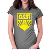 Ossi Fdj Ddr Womens Fitted T-Shirt