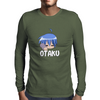 Otaku Lifestyle Mens Long Sleeve T-Shirt