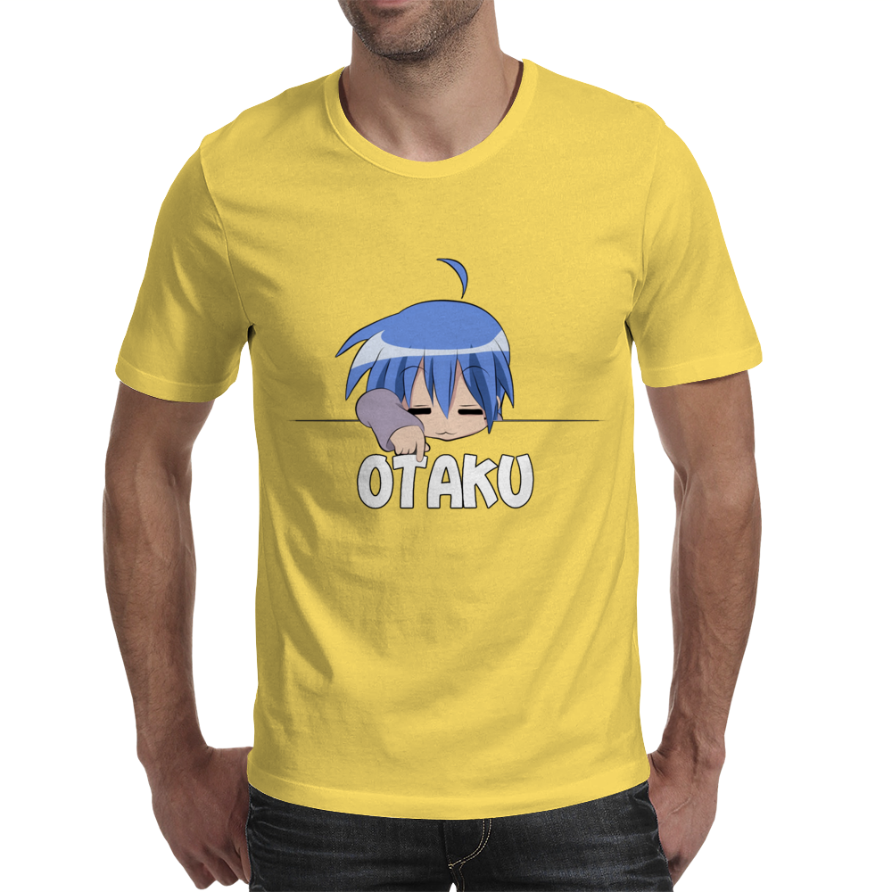 Otaku Lifestyle Mens T-Shirt