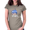 Otaku Lifestyle Womens Fitted T-Shirt