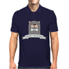 Otterly Adorable Funny Otter Mens Polo