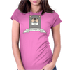 Otterly Adorable Funny Otter Womens Fitted T-Shirt