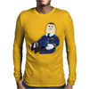 Otto the Autopilot Mens Long Sleeve T-Shirt