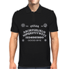 Ouija Board Mens Polo
