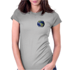 Our Beautiful Earth. Womens Fitted T-Shirt