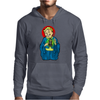 Our Lord and Savior, VaultBoy Mens Hoodie