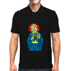 Our Lord and Savior, VaultBoy Mens Polo