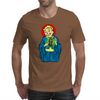 Our Lord and Savior, VaultBoy Mens T-Shirt