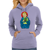 Our Lord and Savior, VaultBoy Womens Hoodie