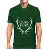 Ours is the Fury Mens Polo