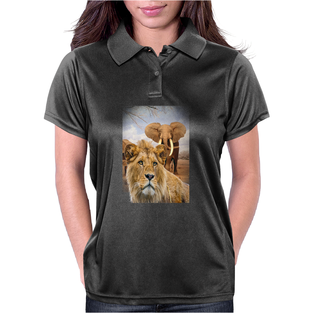 Out Of Africas Womens Polo