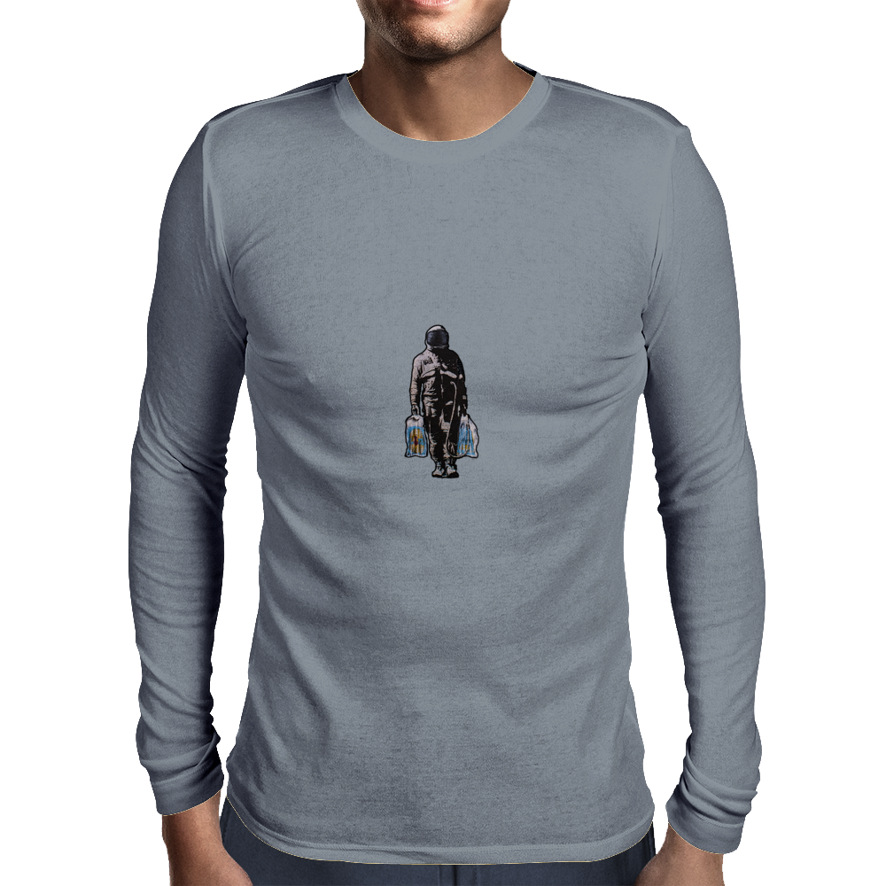 Out of this world shopping experience Mens Long Sleeve T-Shirt