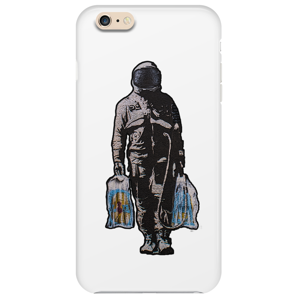 Out of this world shopping experience Phone Case