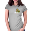 OUTDOOR TRAVELING Womens Fitted T-Shirt