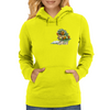 OUTDOOR TRAVELING Womens Hoodie