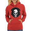 Outer Heaven Womens Hoodie