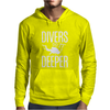 OW Divers Do It Deeper Mens Hoodie