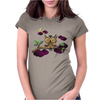 Owl 2 Womens Fitted T-Shirt