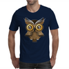 Owl 3 Mens T-Shirt