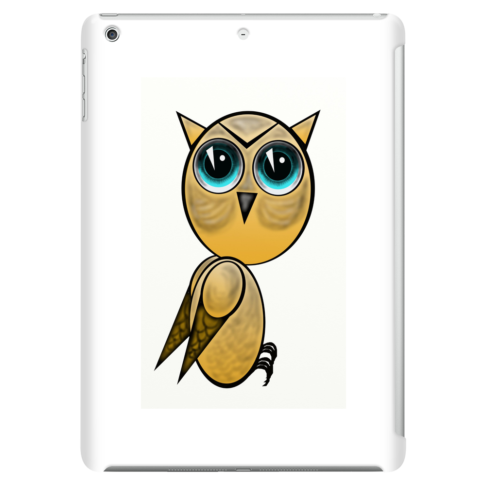 owl cartoon Tablet