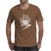 Owl Mens T-Shirt