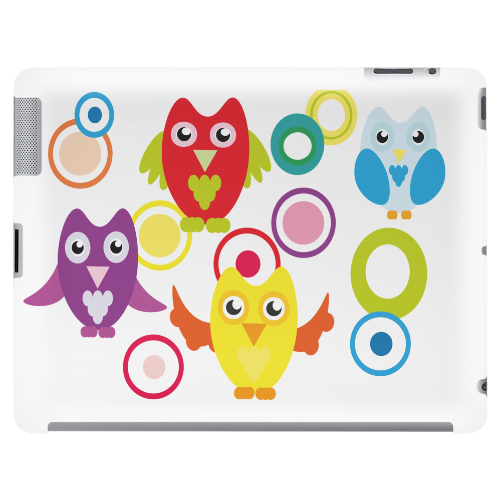 Owl Tablet (horizontal)
