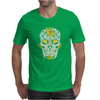 Packers Sugar Skull Mens T-Shirt