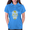 Packers Sugar Skull Womens Polo