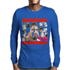 Pacman Manny Pacquiao Vs Floyd Mayweather Boxing Philippines Mens Long Sleeve T-Shirt
