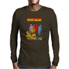 Pacman Mens Long Sleeve T-Shirt