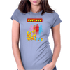 Pacman Womens Fitted T-Shirt