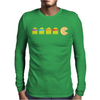PacTurtles Pizza Mens Long Sleeve T-Shirt