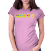PacTurtles Pizza Womens Fitted T-Shirt