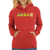 PacTurtles Pizza Womens Hoodie