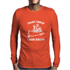 paddle faster I hear banjos Mens Long Sleeve T-Shirt
