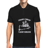 paddle faster I hear banjos Mens Polo