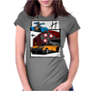 Pagani Huayra Womens Fitted T-Shirt